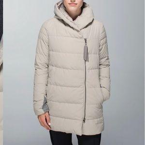 Lululemon puffy blacker jacket